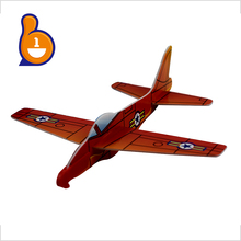 hot popular alibaba china self assemble toys kids ejection toy plane for sale