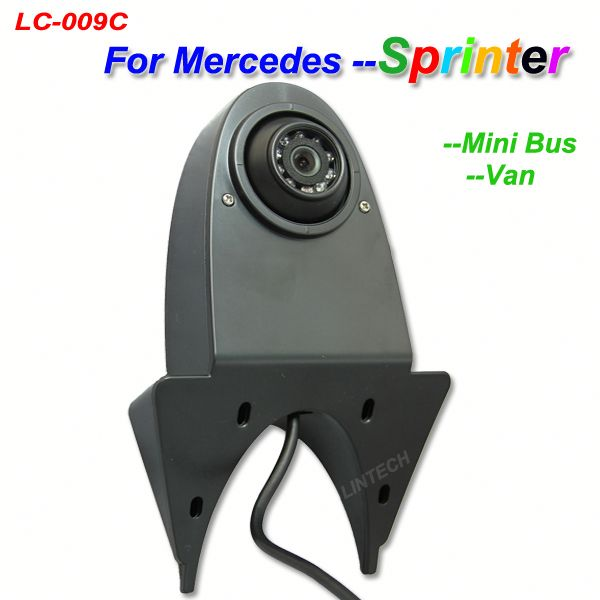 2014 New Mercedes Benz Sprinter peugeot 407 car camera for Van