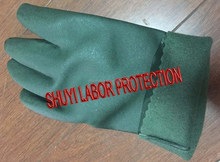hot sale procedure industry heavy duty gloves for labor protection