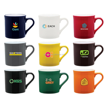 New Design Double Walled Coffee Cups with Branded Logo Printed for Double Wall Porcelain Cup
