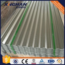 Hot selling roofing sheet aluminium zinc 18 gauge corrugated galvanized sheet in Shandong supplier