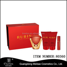 RUBIN royal perfume gift set