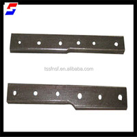 Supply Railway Accessories Fish Plate Joint Bar Rail Brace,sleeper, ballast bed