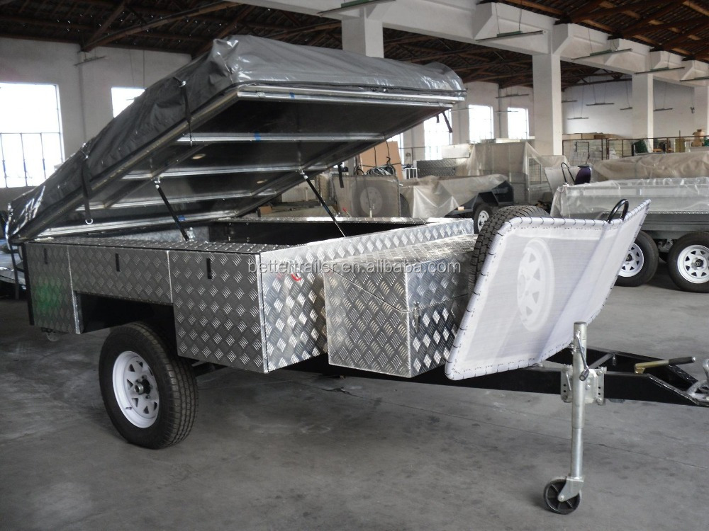 soft floor camping trailer,aluminum trailer flooring,inflatable camper trailer tents