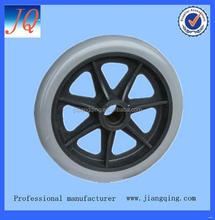 "Special best-Selling color 6"" wheelchair wheel"