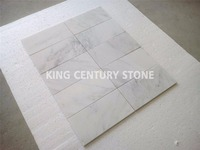 Wholesaler Brick 6x12 Oriental White Marble Decorative Wall Tile