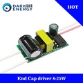 8-25w led driver Non -isolated 300MA 220v electronic driver for bulb