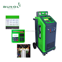 AMC-800 car air conditioning machine ac service station launch value 200 a/c service station