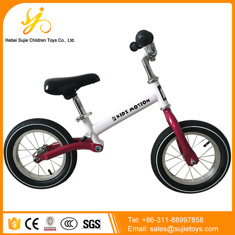 Top sale kids balance bike bicycle no pedals cycle ride on toys