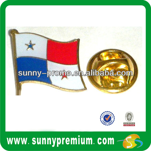 flag enamel lapel pin badge