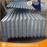 Building Materials Corrugated Metal Aluminum Zinc Sheet Roofing