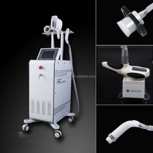 3 handles Professional rf cavitation Cryolipolysis cold therapy belly fat removal machine slim freezer weight loss