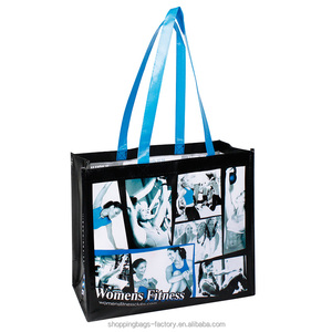 Fashion promotional custom gym non woven bag for womens fitness club 13ee916f02