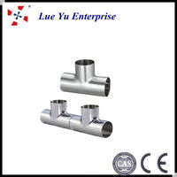 High quality stainless steel sanitary pipe connections
