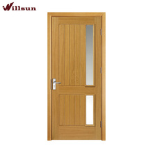 Carved Solid Wood Antique Style Interior Mahogany Wood Entry Solid Wood Hemlock Interior Doors