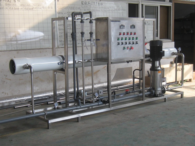 Reverse Osmosis Drinking Water Purifying Machine Treatment System Filtering Equipment Engineering Project