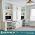 2018 Vermont New Contemporary Wood Office Dest Furniture Set