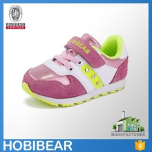 HOBIBEAR hot cute newborn baby girl shoes baby trainers