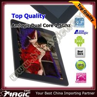 9.7 inch zepad tablet pc