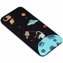 Phone case 2017 IMD Printing Slim Soft TPU Mobile Phone Cover for iPhone 7case