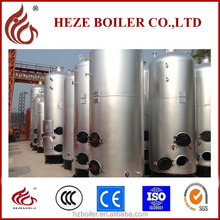 ID Fan Equipped Low Pressure Coal Fired Steam Boiler For Home