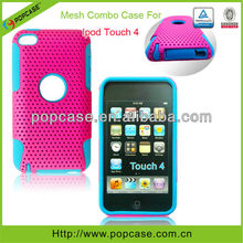 hybrid mesh case for ipod touch 4