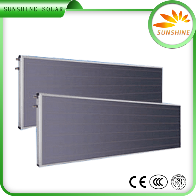 Factory Price Best Efficiency Solar Thermal Air Flat Plate Solar Collector