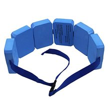 6 Pcs EVA Jogging Swim Swimming Training Float Floating Waist Belt for Kids And Adult