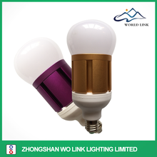 Golden supplier high brightness ledare led bulb e27