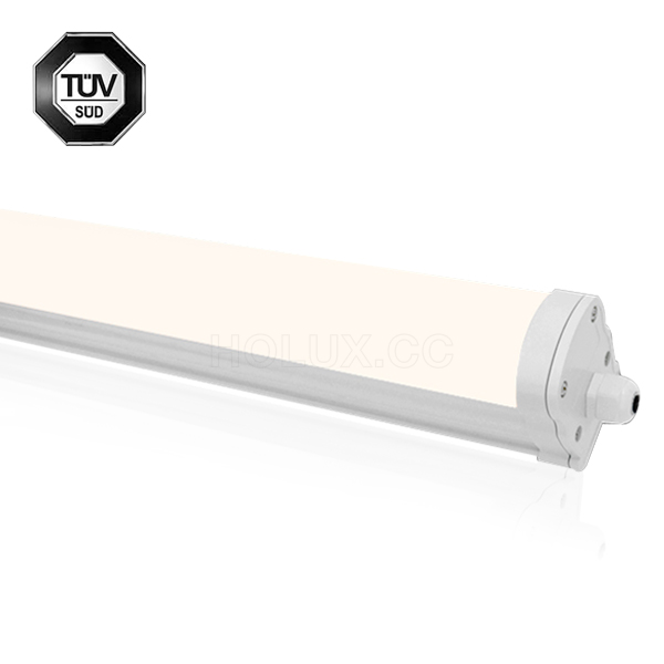 50w led light fixture IP65 IK08 1556mm led lighting fixture CE RoHs EMC Approved