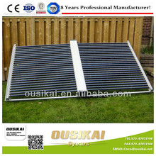2017 Chrismas Promotion Heat pipe solar collectors for heating