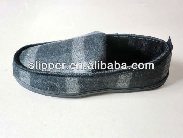 2013 new design memory foam slippers/casual shoes/men's shoes
