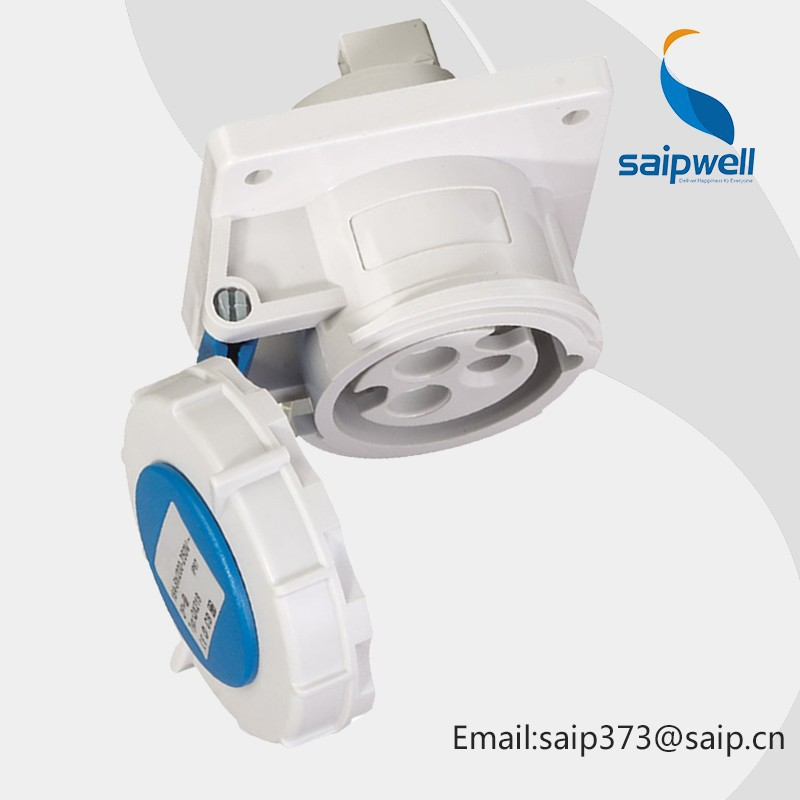 Plug With Socket Enclosure Male/Female Socket(SP-218)