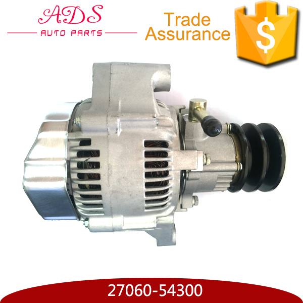 Original Quality Chasis Parts For Toyota Hiace 3L Engine Alternator with oem:27060-54300