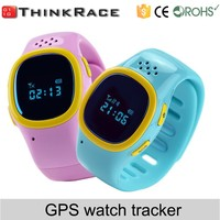 Mini gps tracker mobile watch phones with pedometer and Customizable gps tracking system