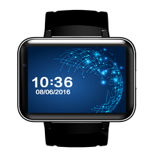 Smartphone Watch DM98 Download Free mp3 Ringtones Smart Watch Wifi GPS Mobile Watch Phones for Mobile Phone
