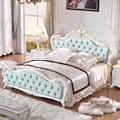 Best Selling Latest Design Double Bed Set