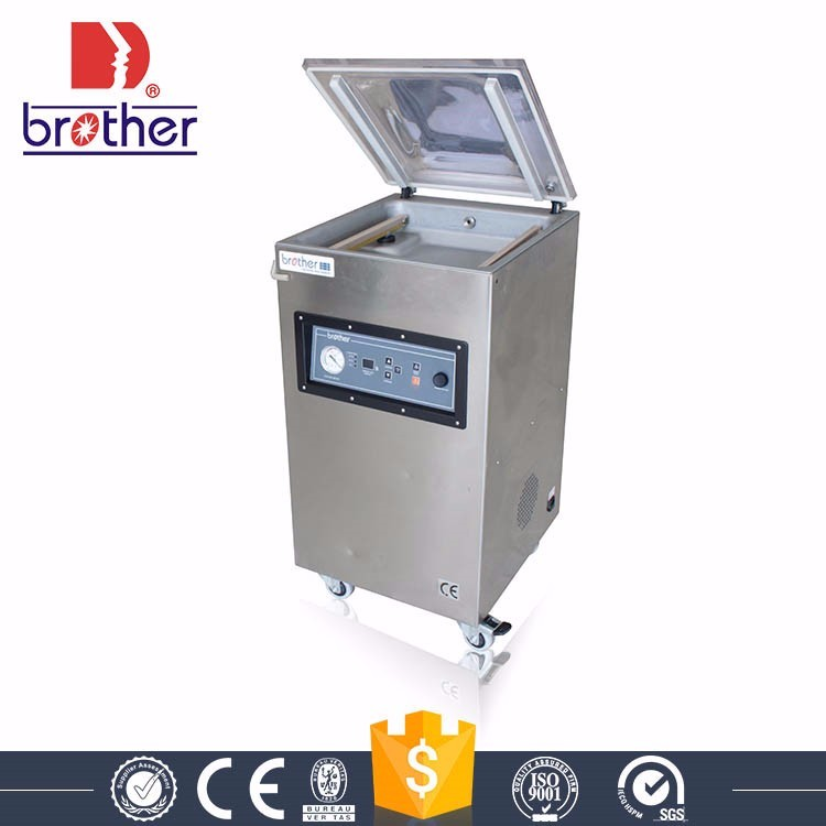 Single chamber food vacuum sealer Professional grade vacuum packager VM(Q)600E