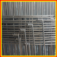 20914 hot sale the knot type grassland deer fence/knot type deer fence/goat wire