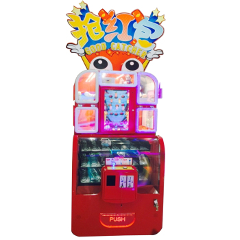 Elong reward crane game machine kids coin operated game machine The Good Catcher