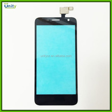 used mobile phone for Alcatel OT6012 front touch screen