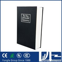 Lowcost price family in stock private book safe