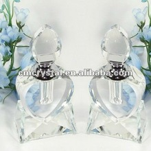 2016 excellent crystal perfume bottle favors