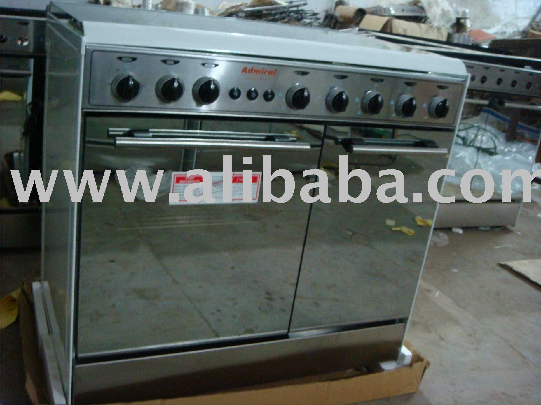 Gas Oven Cooker