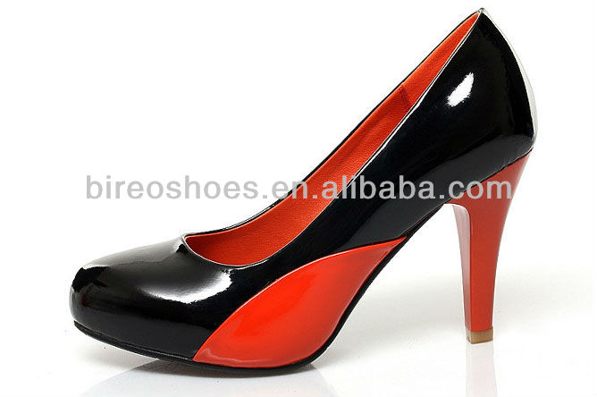 dress shoe high heels 2013 ladies pump shoes ladies office shoes( style no. WP92565)