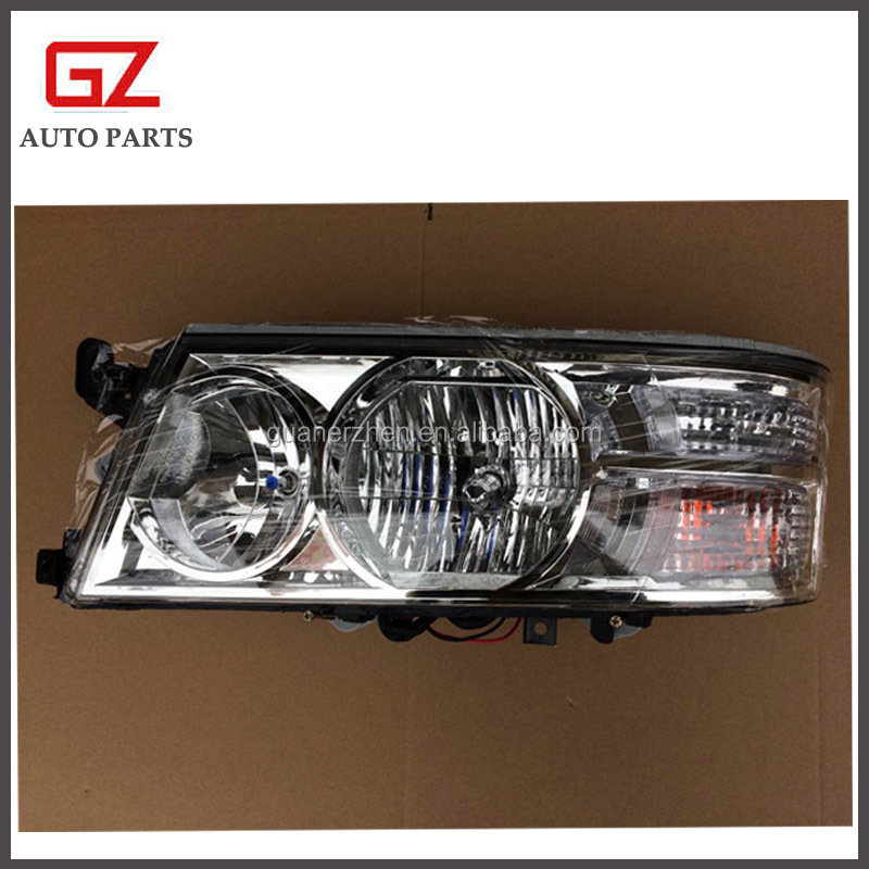 Factory direct sales Head lights for coaster bus
