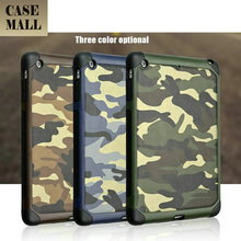 for ipad mini 3 case, tablet cover slim Rubber case for ipad mini 3 With 2 in 1 Function