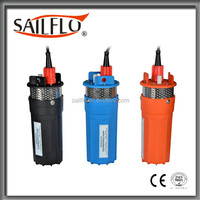 Sailflo mini solar water pump/12v 24v solar thermal system for irrigation