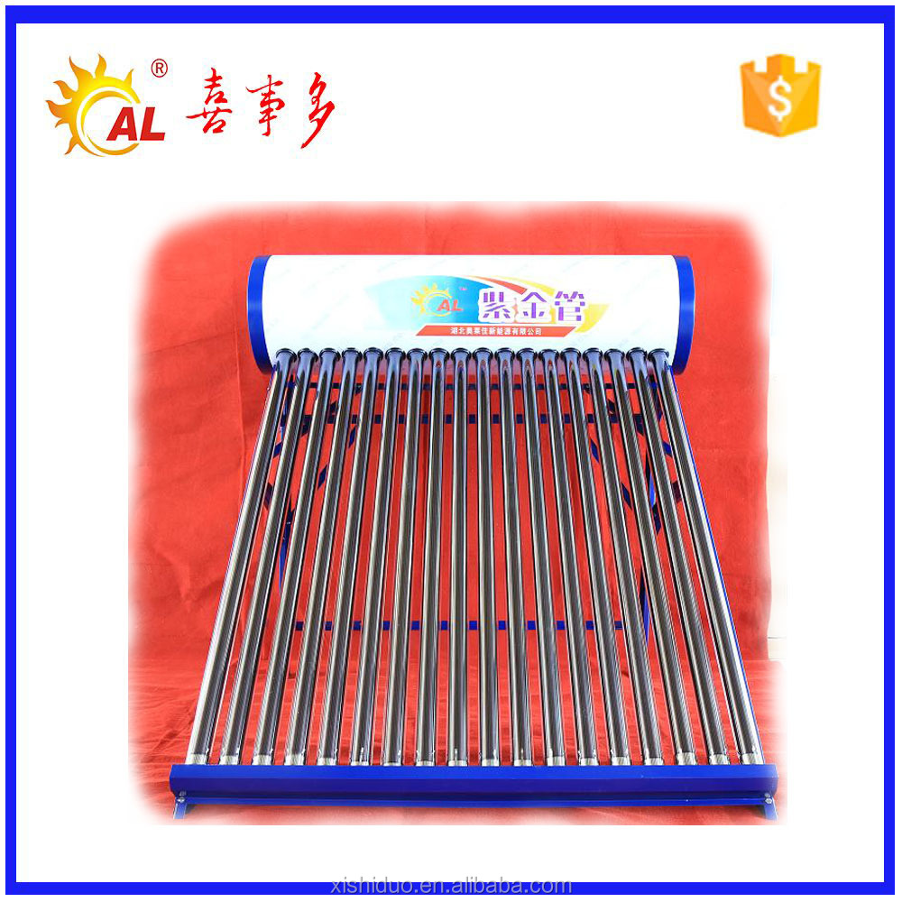 Wholesale green energy hot water solar room heater