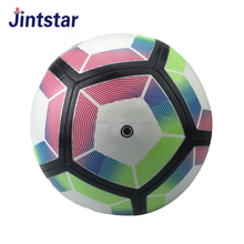 Promotional custom printed pvc football soccer balls gift for kids